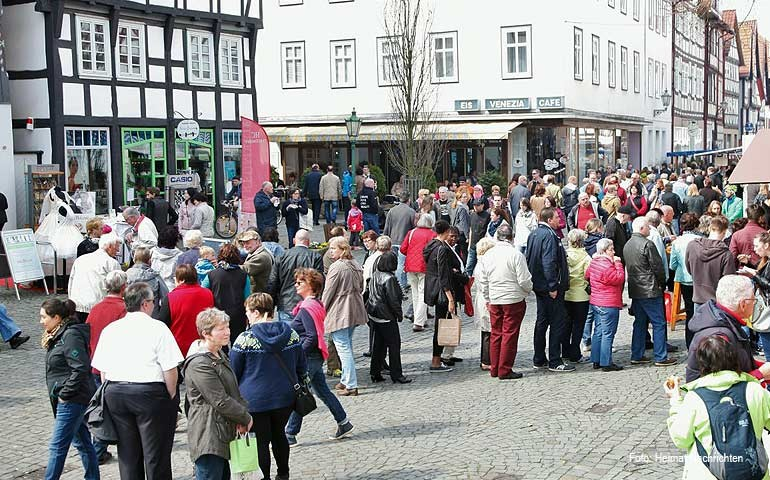 Martinsmarkt 2015