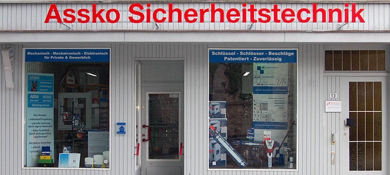 ASSKO Sicherheitstechnik und Kasseler Schlüsseldienst