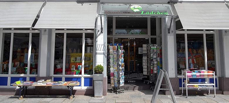 Buchhandlung im Kurhessen-Lädchen