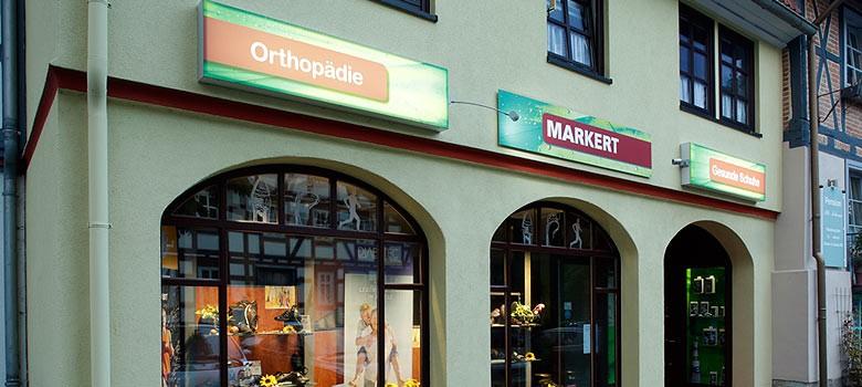 Markert, Orthopädie-Schuhtechnik