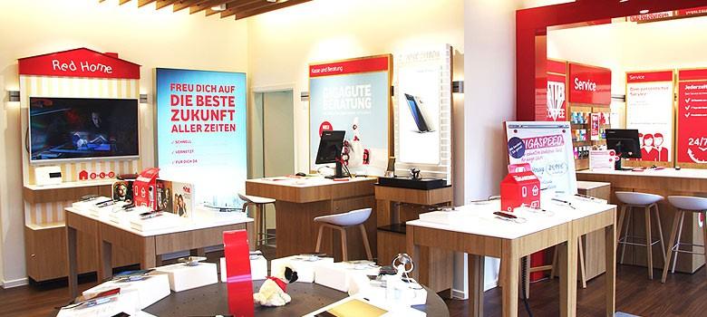 Vodafone Shop Gün