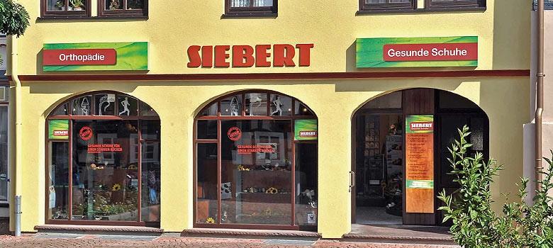 Siebert, Orthopädie-Schuhtechnik