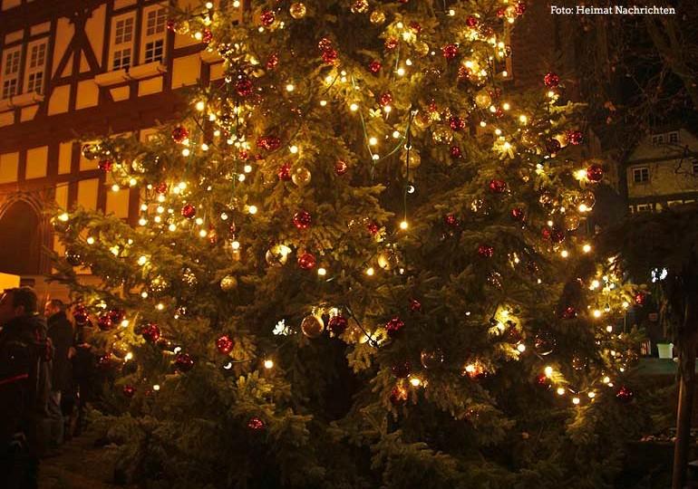 Weihnachten Melsungen 2016